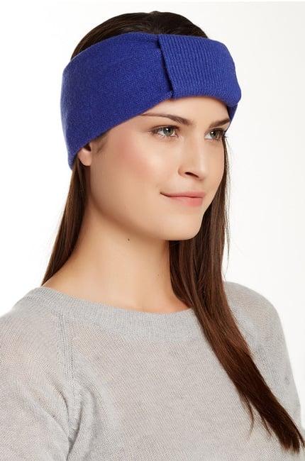 Knotted Cashmere Headband