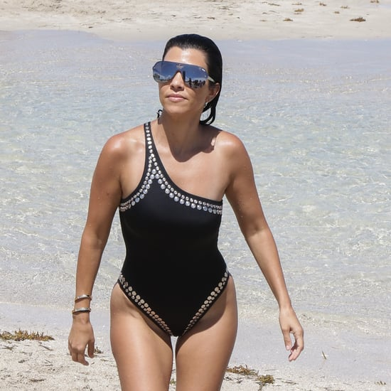 Kourtney Kardashian Swimsuit Photos