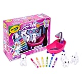 Crayola Scribble Scrubbie Toy Pet Playset