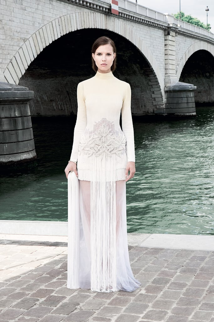Fall 2011 Givenchy Couture