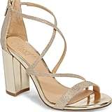Badgley Mischka Gale Block Heel Sandal