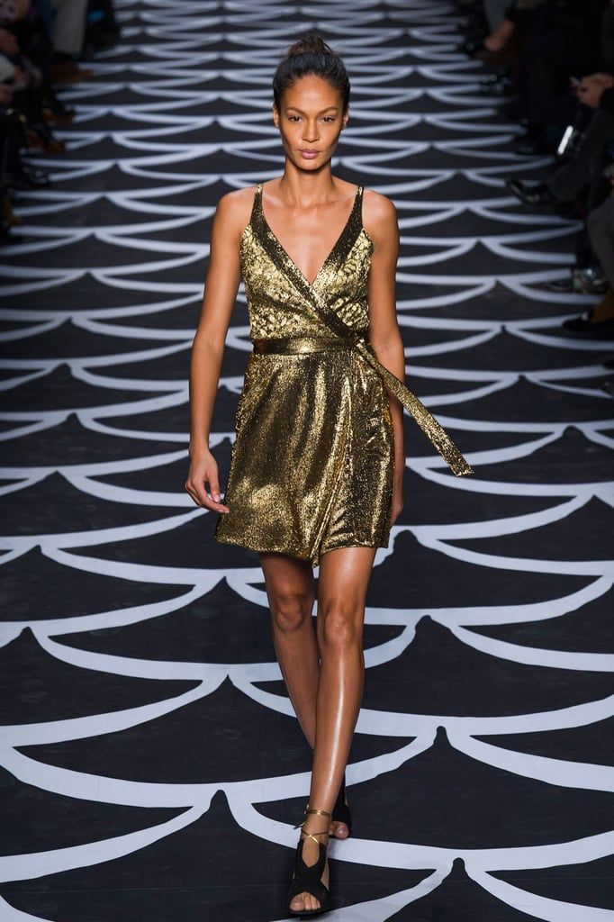 DVF's Olympic Team of Models Goes For Gold