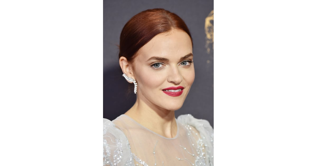 Madeline Brewer | Emmys Red Carpet Jewelry 2017