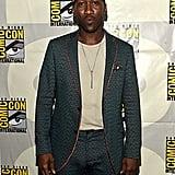 Pictured: Mahershala Ali at San Diego Comic-Con.
