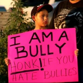 punishment for bullying essay When addressing bullying in schools, punitive discipline can itself be a type of  bullying, argues author alfie kohn.