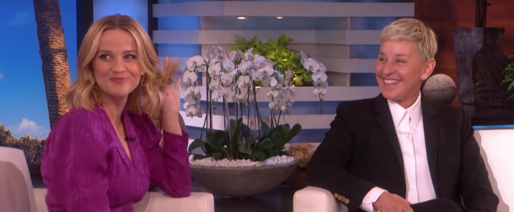 Reese Witherspoon Discusses Friendship With Beyoncé | Video