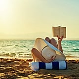 Read the same book on the beach.