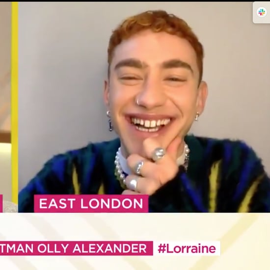 Olly Alexander Says It's A Sin Inspired New Music