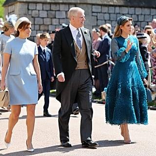 Princess Eugenie and Princess Beatrice Hats at Royal Wedding