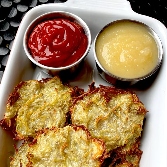 Easy Air Fryer Potato Latke Recipe