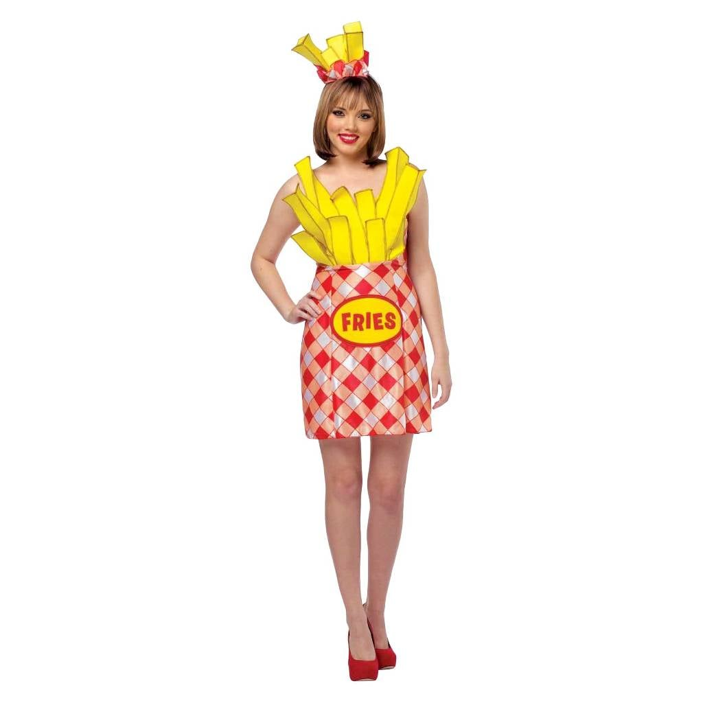 French Fries Dress Costume