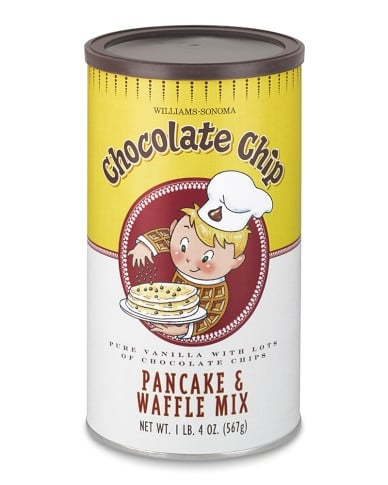 Chocolate Chip Pancake and Waffle Mix