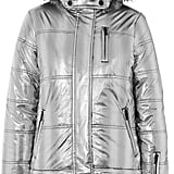 Ski puffer jacket