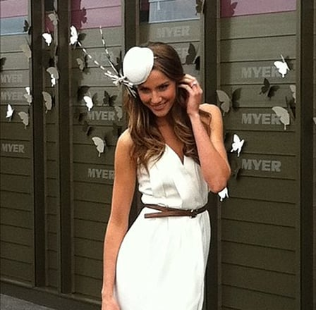 All the Beauty Looks From 2011 Crown Oaks Day!