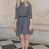 Jennifer Lawrence at Dior Fall 2019