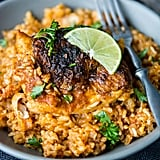 Slow-Cooker Southwest Chicken and Rice