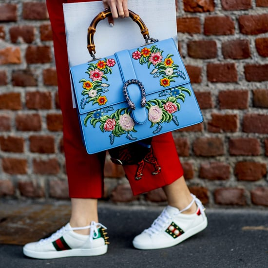 Street Style Shoes and Bags | Milan Fashion Week Autumn 2017