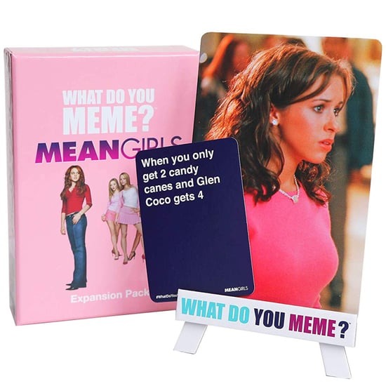 Mean Girls What Do You Meme? Card Game