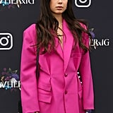 Sophia Messa at Instagram's 2020 Grammy Luncheon in LA