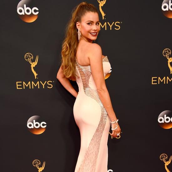 Sofia Vergara at Emmys 2016
