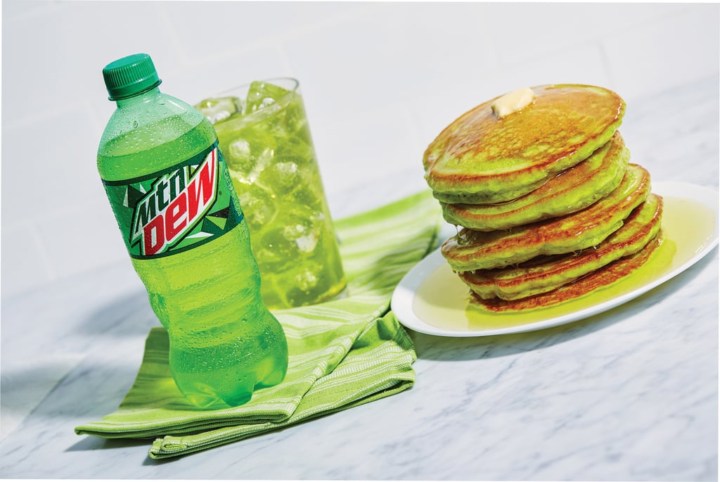 Where to Buy the Mountain Dew Cookbook