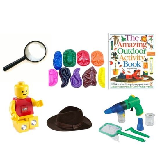 Toys to Bring When Camping With Kids