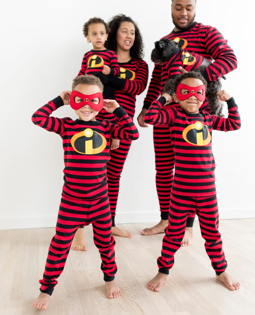 There's arguably nothing cuter than a family in a set of matching pajamas, especially when the family dog can be included in the fun. In honor of the long-awaited sequel to The Incredibles, Hanna Andersson released a collection inspired by the Parr family's super suits in time for the film's release this past June. The matching PJs for the whole family are available on the Hanna Andersson site, and they are CUTE. Check them out ahead, and get ready for your whole family to sleep like superheroes (Hopefully!).      Related:                                                                                                           You Can Now Get Matching Pajamas With Your Dog, and OMG, Take All Our Money