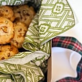 Ginger Pear Corn Muffins