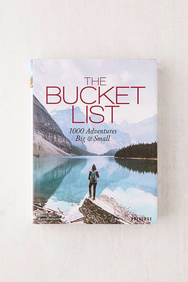 Urban Outfitters The Bucket List: 1000 Adventures Big & Small by Kath Stathers