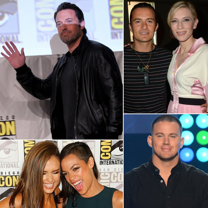 See All the Stars at Comic-Con!