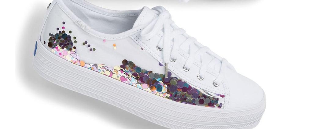 Kate Spade Confetti Keds Sneakers