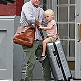 Pictures of Naomi Watts and Family