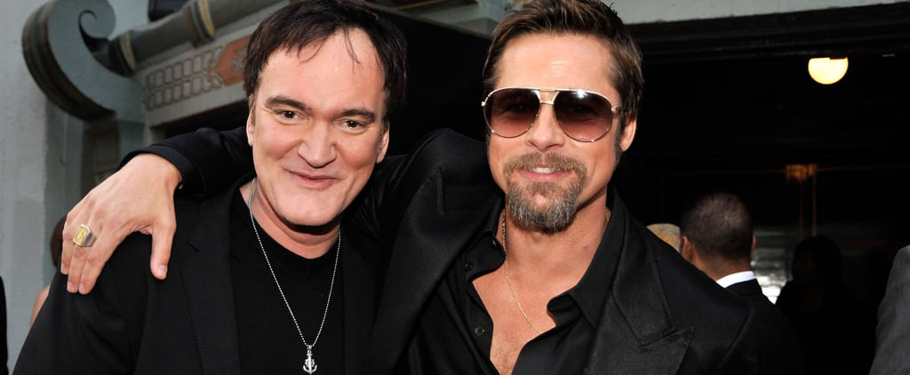 Quentin Tarantino's Manson Murders Movie Now Has a Title and Brad Pitt!