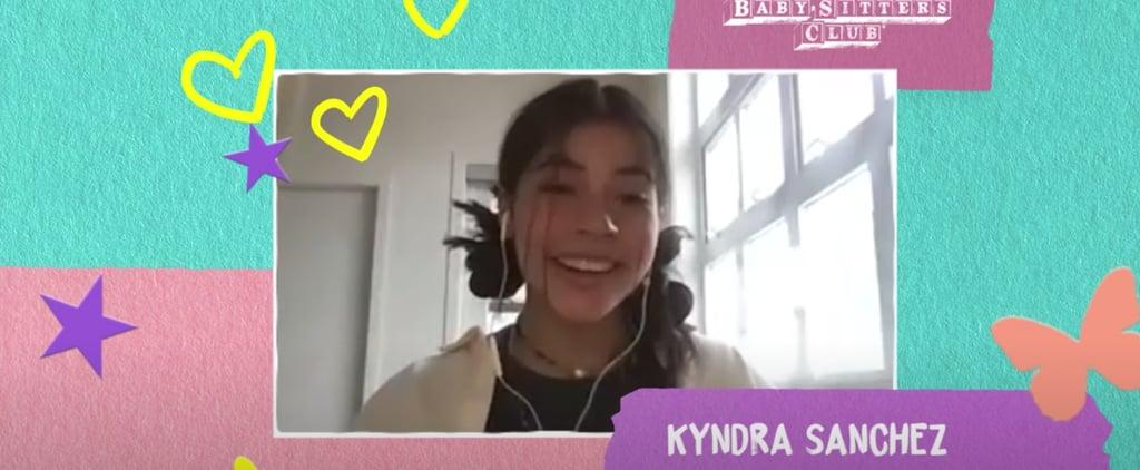 Who Is Kyndra Sanchez, Dawn on Netflix's Baby-Sitters Club?