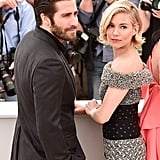 Jake Gyllenhaal and Sienna Miller on Red Carpet Cannes 2015