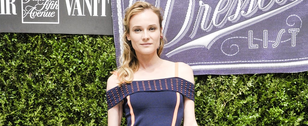 Diane Kruger Just Received the Biggest Fashion Week Honour of All