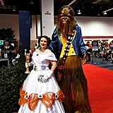 Beauty and the Beast in Star Wars