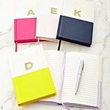 Initial Journal