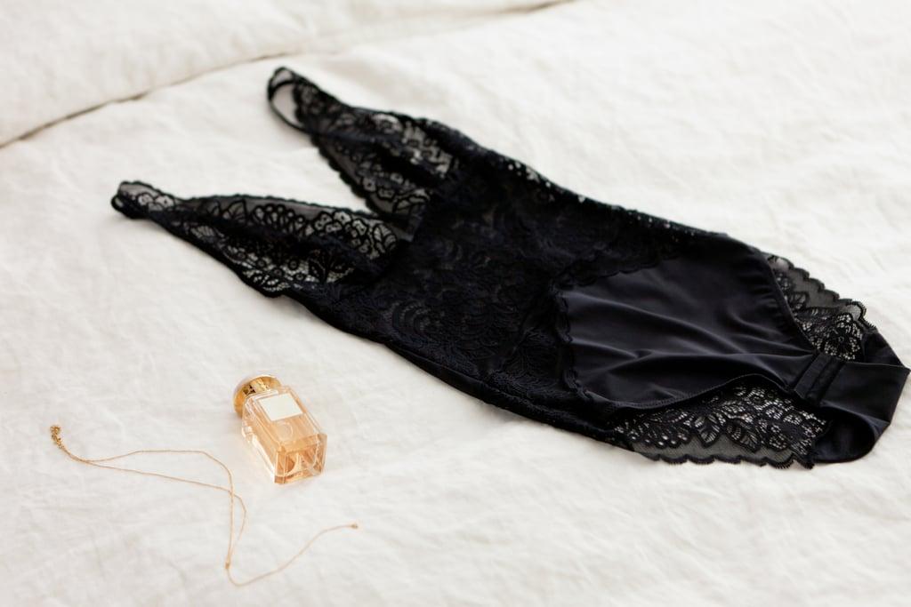 Go lingerie shopping.