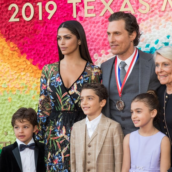 Matthew McConaughey's 3 Family Rules For His Kids