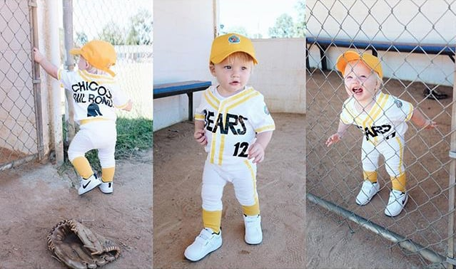 Tanner From The Bad News Bears Diy Kids Halloween