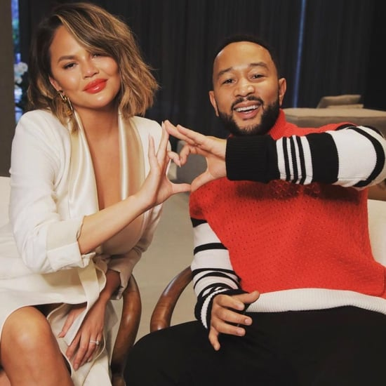 Chrissy Teigen, John Legend Discuss Charity In Jack's Honor