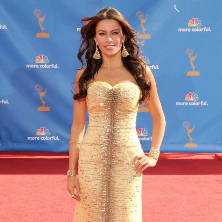 Sofia Vergara Emmy Awards Dresses   POPSUGAR Latina
