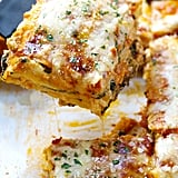 Healthy Whole-Wheat Lasagna