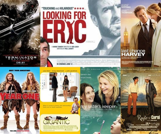 Movies Films Released in UK Cinemas in June 2009