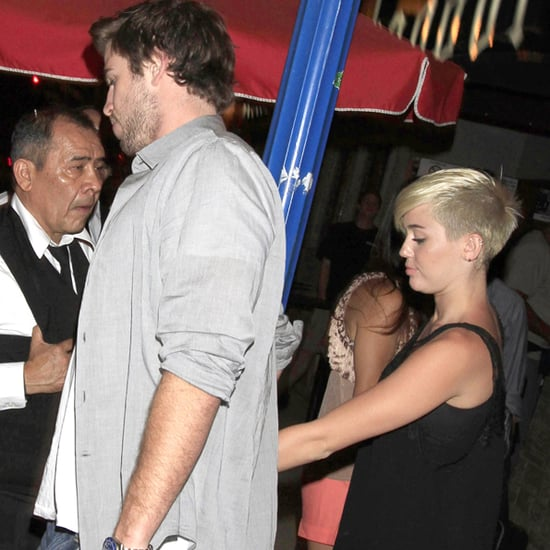 Miley Cyrus Out in LA With Liam Hemsworth | Pictures
