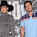 Sept. 8: Gigi Hadid and Tyler Cameron Pop Up at NYFW