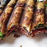 Entrée: Ham Sandwich