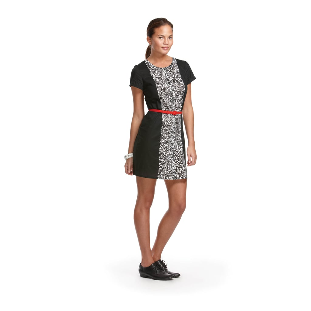 Jonathan Saunders For Target Colorblock Dress With Belt ($35)