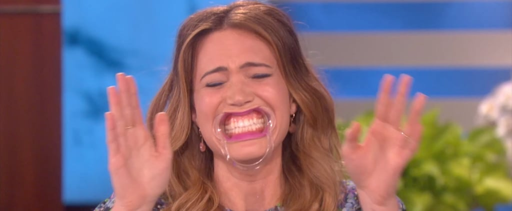 Mandy Moore's Hilarious Game on Ellen Will Make You Cry From Laughing So Hard
